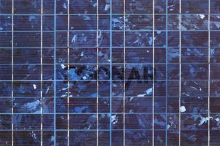 Photovoltaikanlage, Detail