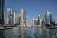 Dubai Marina, Boat Trip