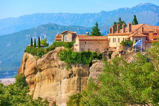 Monastery of St. Stephen in Meteora