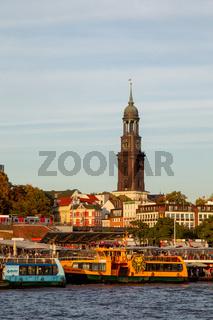 Sankt Michaelis, Hamburg