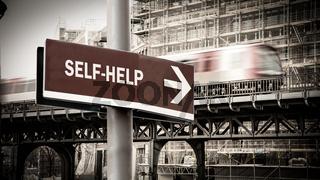 Street Sign to Self-Help