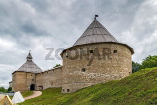 Staraya Ladoga fortress, Russia