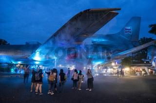 THAILAND BANGKOK CHANG CHUI AIRCRAFT MARKET