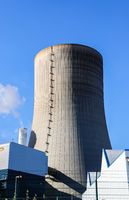 brown cole power station cooling Tower