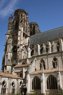 St. Etienne, Toul, Lothringen, Frankreich