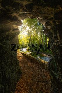 romantische Wanderwege im Harz Selketal-Stieg