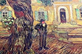 Van Gogh L'Hôpital Saint Paul