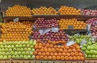 FRUITS MARKET MAURITIUS