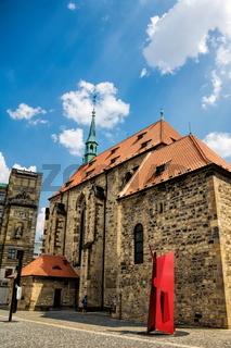 Prag, Agneskloster