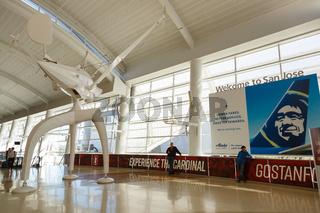 San Jose Airport SJC Terminal B