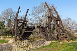 Langlois Wooden Bridge