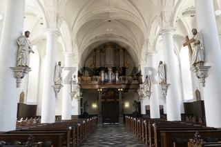 St. Nikolaus Kirche Eupen