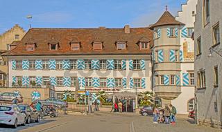 Haus Thiergarten Schaffhausen, Schweiz