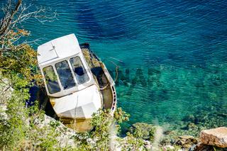 Landscape view in Croatia