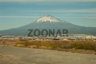 Fuji, Japan, Mount Fuji