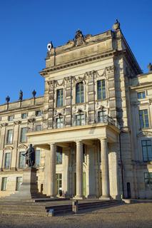 Schloss Ludwigslust in Deutschland