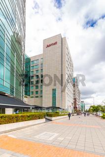 Bogota city hotels in El dorado avenue