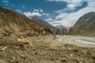 Scenery in Karakoram