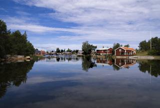 Kuggorarna fishing village