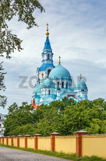 Saviour Transfiguration Cathedral, Valaam, Russia