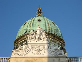 Kupel der Wiener Hofburg