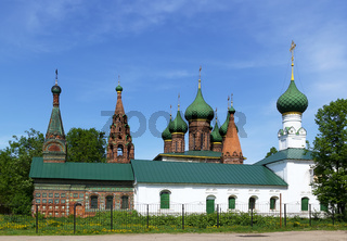 Church of Saint Nicholas, Yaroslavl