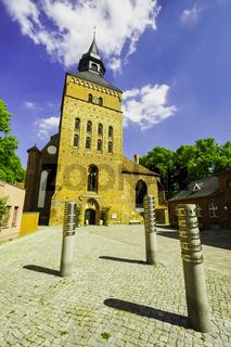 Stadtkirche Sternberg, Mecklenburg-Vorpommern, Deutschland