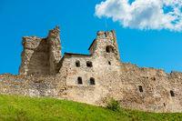 Stronghold walls. Rakvere, Estonia, EU