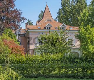 Villa Rheinburg, Konstanz