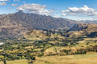 Neuseeland Südinsel - Arthur Point bei Queenstown in der Otago Region