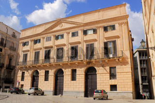 Stadtpalast in Palermo