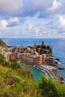 Vernazza in Cinque Terre - Italy