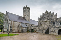 St. Nicholas Church, Adare, Ireland
