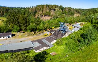 Schaubergwerk Grube Glasebach Harz
