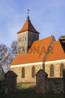 Brandenburgische Dorfkirche