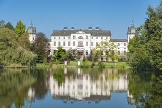 Schloss Gut Salzau bei Fargau-Pratjau