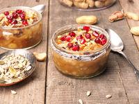 Turkish sweets Ashura