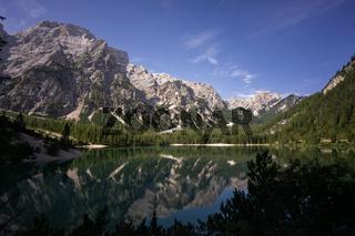 South Tyrol - Pragser Wildsee.