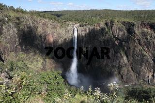 Wallaman Falls, Girringun National Park,Queensland , Australia