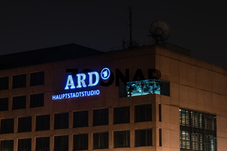 Headquarters of ARD (Consortium of public-law broadcasting institutions of the Germanay).