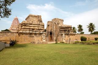 Entrance, Brihadisvara Temple, Gangaikondacholapuram, Tamil Nadu