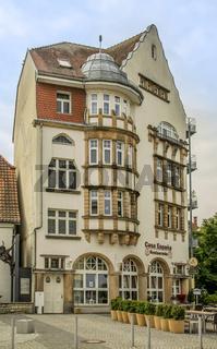 Gebäude in der Nähe vom  Rathaus in Singen am Hohentwiel
