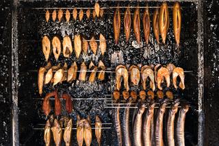 Fischräucherei auf Fischland