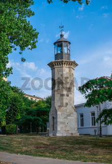 The Old Lighthouse in Constanta, Romania