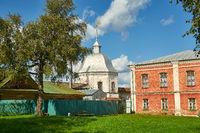 Goritsky Monastery of Dormition,