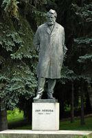 Monument of Jan Neruda, Prague