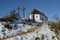 Saint Anna Chapel on the Kornbühl, Swabian Alb