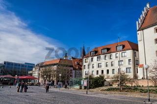 Ingolstadt, Paradeplatz