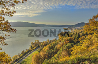 Goldener Herbst in Sipplingen am Bodensee