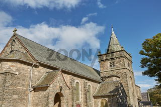 Holy Trinity Church in St Andrews, Scotland, a famous historic church known for it's association to John Knox.